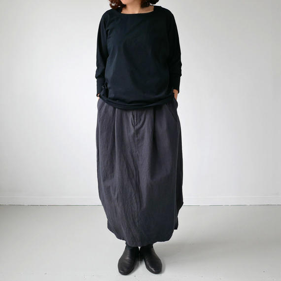 UNIVERSAL TISSU ユニヴァーサルティシュ| サープラスタックバルーン スカート UT164SK002