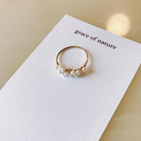 Perl ring(パールリング)