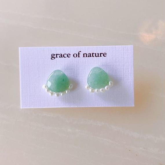 green crystal 5月誕生石