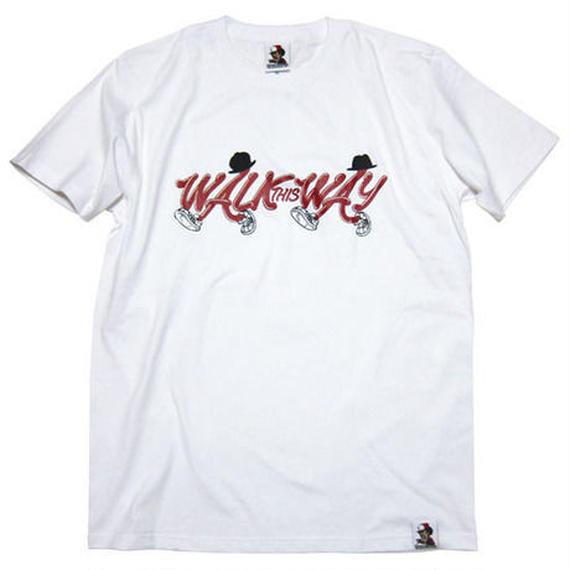 WalkThisWay T-シャツ(WHITE)