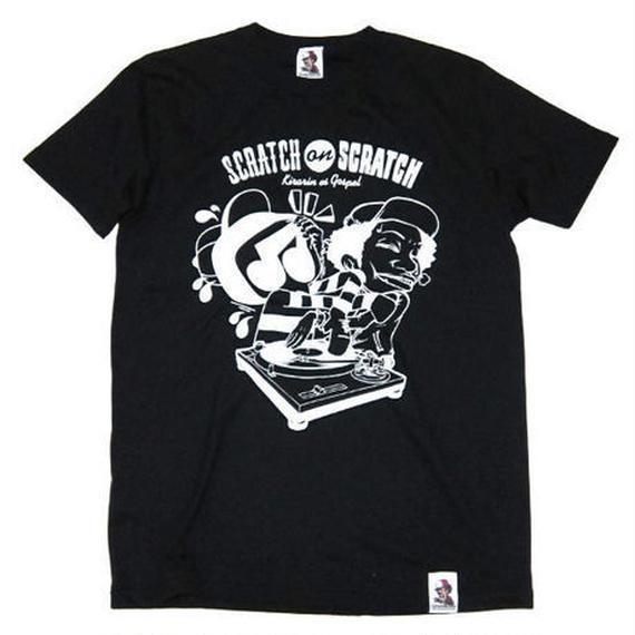 KIRARIN×GOSPELスペシャルコラボレーションT-シャツ(BLACK)