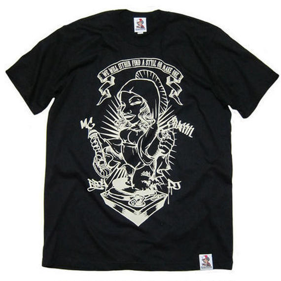 Godness of HIPHOP Tシャツ