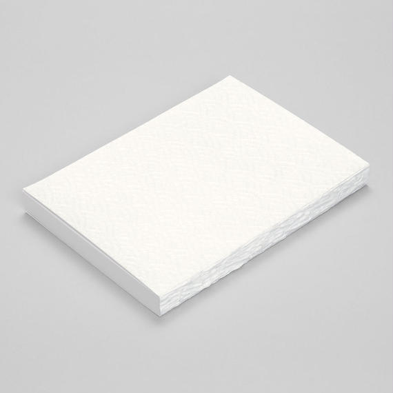 GRAPH_タケナカノート drip rubber_white