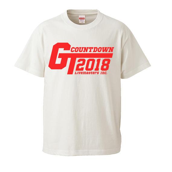 ロゴTシャツ バニラホワイト