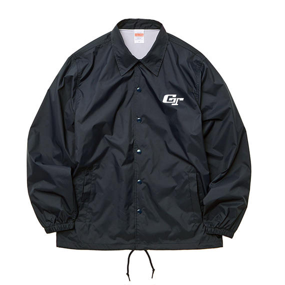 GT2019 FINAL コーチジャケット(ブラック)