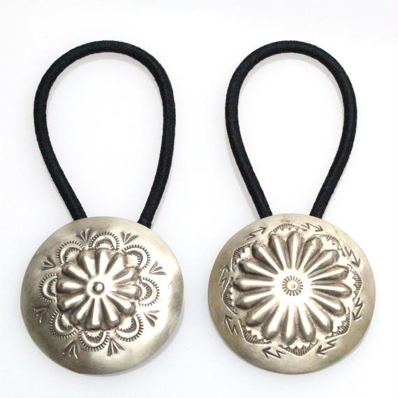 Indian Jewelry Julia Smith - コンチョ(TI16)