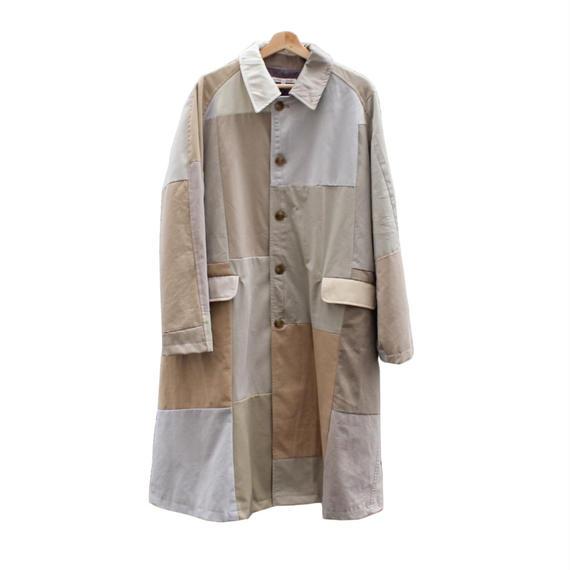Rebuild By Needles (リビルドバイニードルズ) chino pant-balmacaan coat -M size