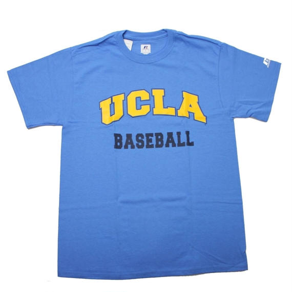 UCLA BASEBALL tee  RUSSELL ATHLETIC  -SIZE M -