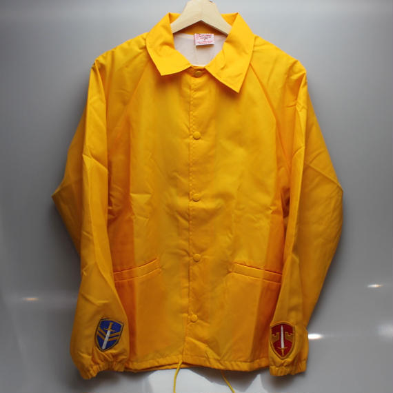 INFIELDER DESIGN   Cardinal coach jacket   YELLOW  type 2 - size M -