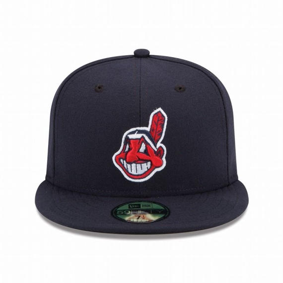 59FIFTY MLB On-Field Game Cleveland Indians