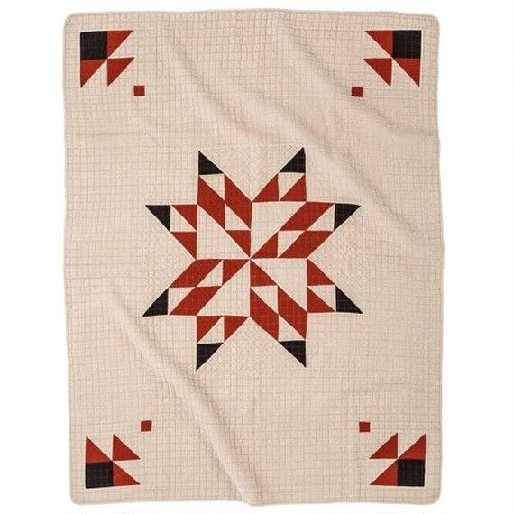 Patchwork Quilt Cover  Beige  (140 × 180)