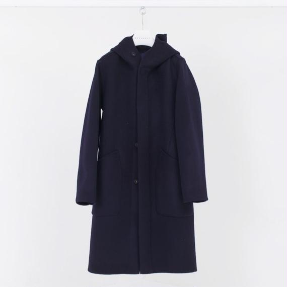 DOCUMENT - HAND MADE HOODED COAT