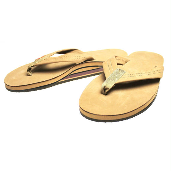 Rainbow Sandals プレミア レザー(ダブルミッドソール)Mサイズ