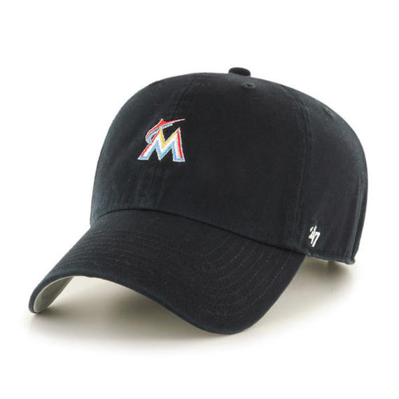 47Brand  Miami Marlins mini logo cap