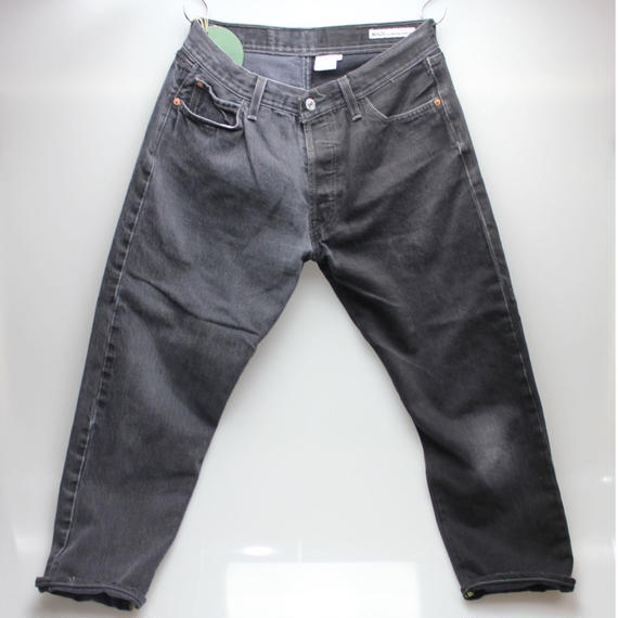 Sunny side up (サニーサイドアップ)2 FOR 1 DENIM Black type 1 - size 2 -