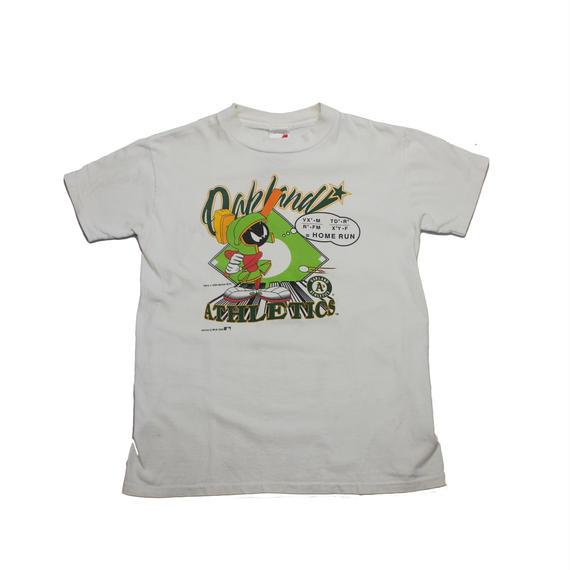 Oakland Athletics 1993 vintage tee -ONESIZE-