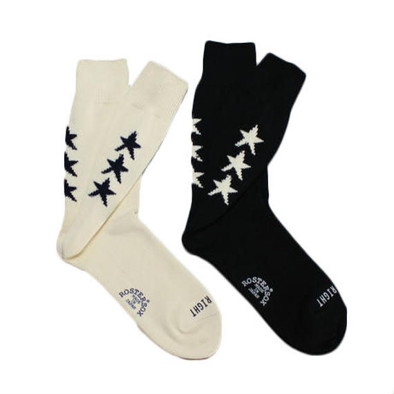 ROSTERSOX 3 STAR SOCKS