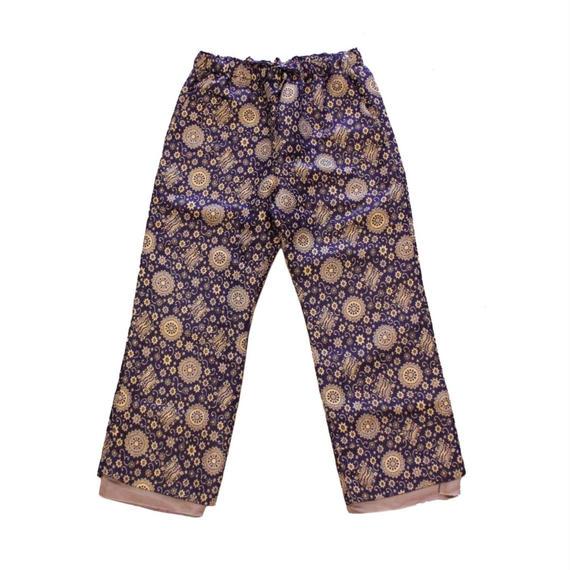 Needles String Easy Pants - Acrylic Jacquard    -size M-