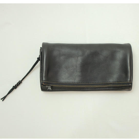 MAGGIE FARM -CHIEF WALLET -BLACK