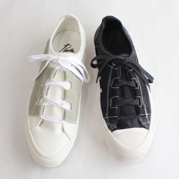 NEEDLES - Asymmetric Ghillie Sneaker