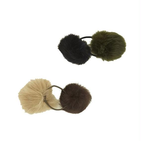 INFIELDER DESIGN      Rabbit Fur Hair Elastic