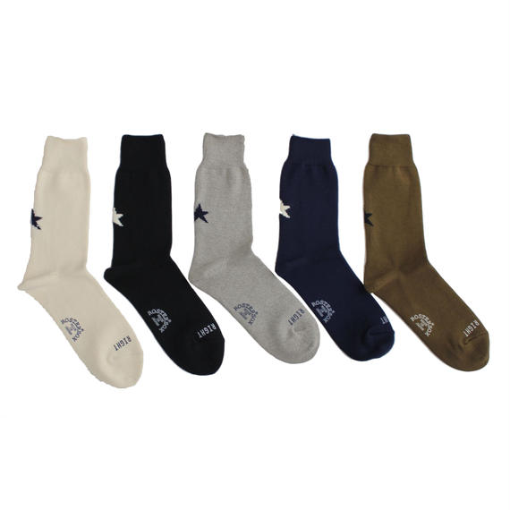ROSTERSOX STAR SOCKS