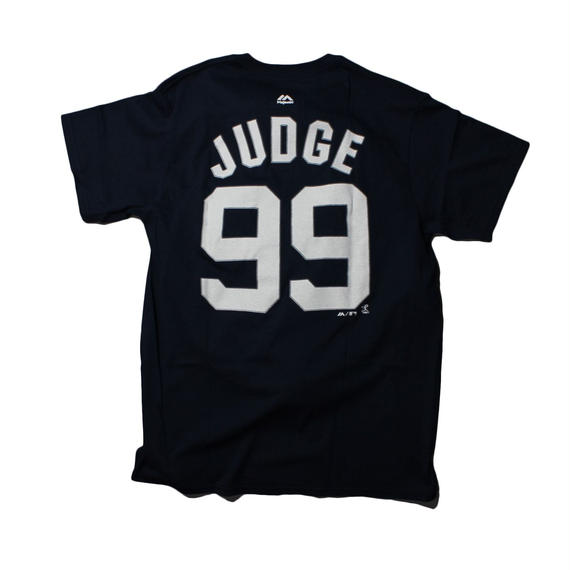 Majestic NYY Aaron Judge TEE  #99 ⑤