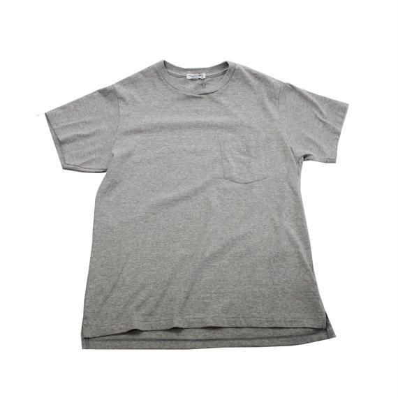 ENGINEERED GARMENTS - WORKADAY CROSSING CREW TEE  GREY