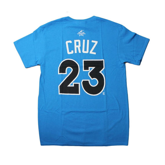 Majestic ALLSTAR TEE AMERICAN LEAGUE  #23 CRUZ