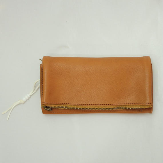 MAGGIE FARM -CHIEF WALLET -BROWN