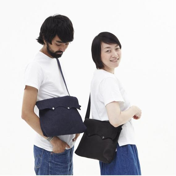INFIELDER DESIGN  DENIM WESTAN BAG