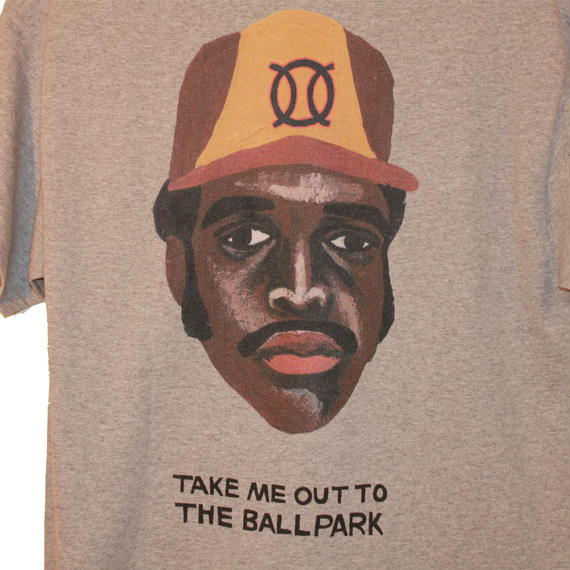 ball park pocket T  GREY TONY (TAMANIWA ×SUNTARO TAKEUCHI)