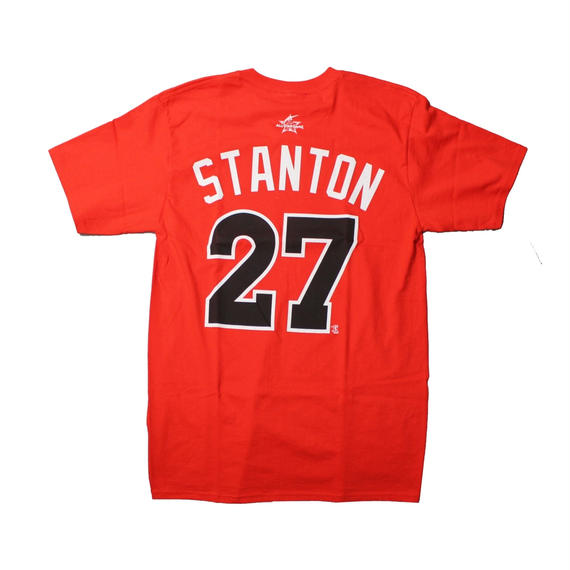 Majestic ALL STAR TEE NATIONAL LEAGUE #27 STANTON