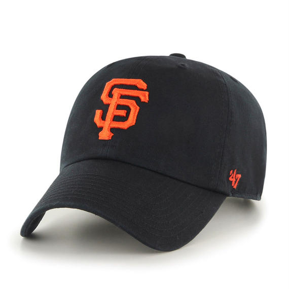 47Brand Sanfrancisco Giants logo cap