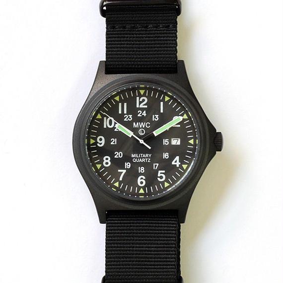 MWC (ミリタリーウォッチカンパニー)    Genuine G10 ウォッチ BLACK