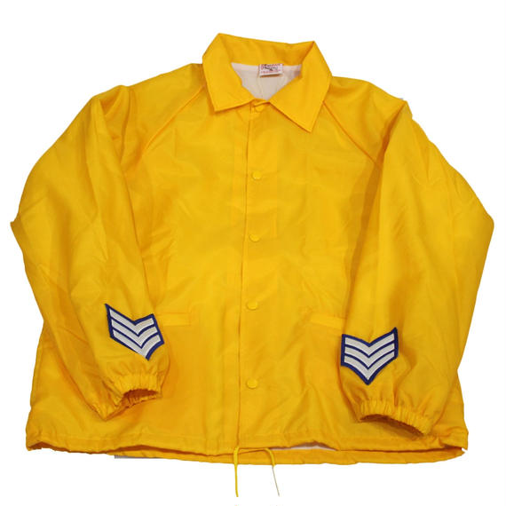 INFIELDER DESIGN   Cardinal coach jacket   YELLOW - size M -