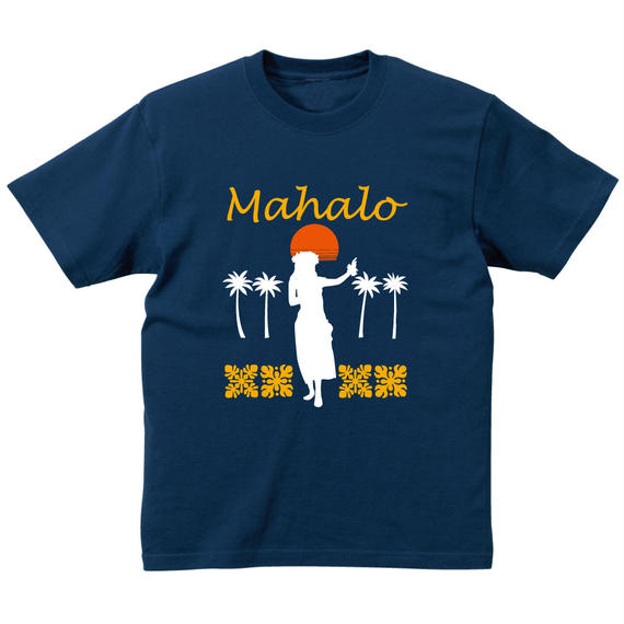 マハロTシャツ