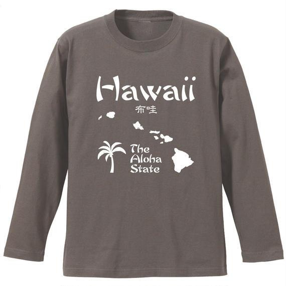 hala pepe ハワイ長袖Tシャツ