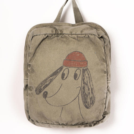 25%OFF!【Bobo Choses】SCHOOL BAG LOUP DE MER(スクールバッグ)