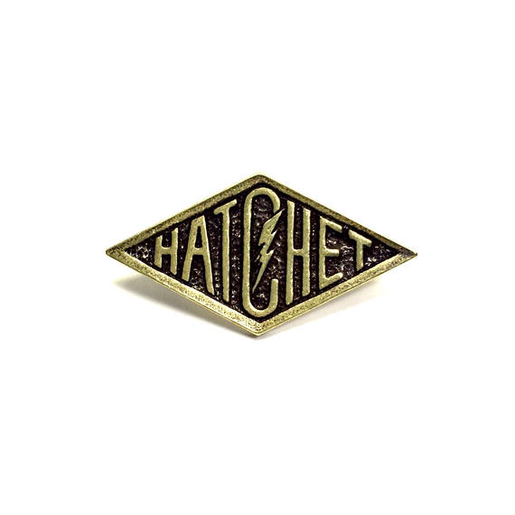 "HPS-20-B ""HATCHET LOGO"" Pins"