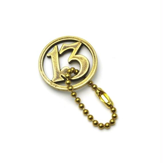 "HK-7-B ""13"" KeyRing"