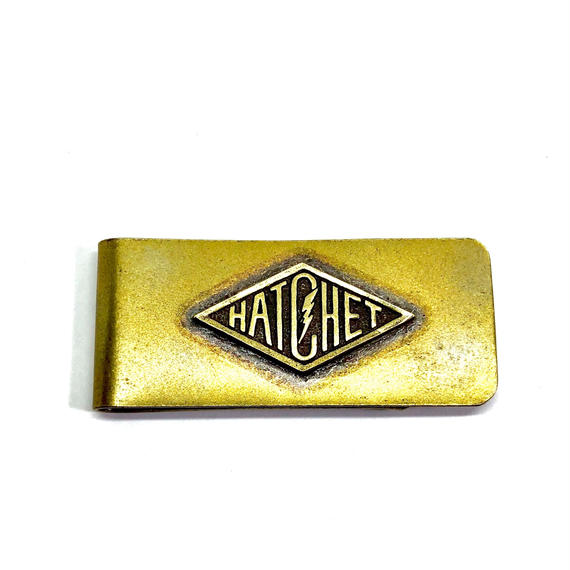 """HATCHET LOGO"" Money clip"