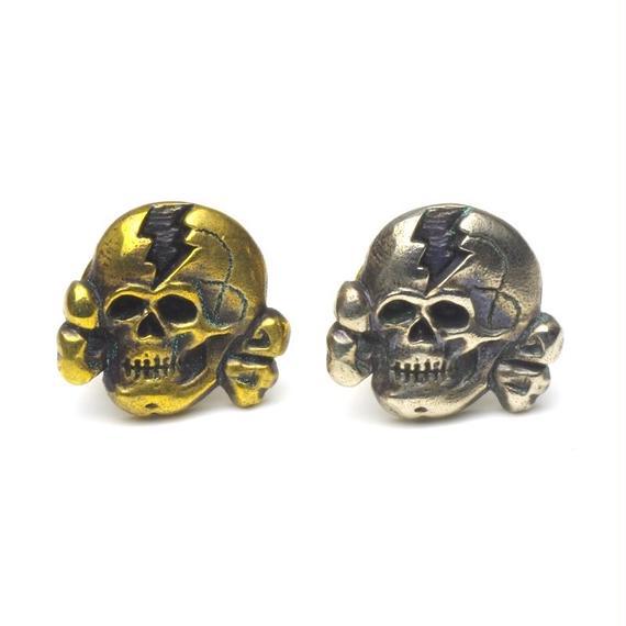 "HPS-16-B,WB ""Skull"" Pins"