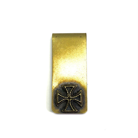 """IRON CROSS"" Money clip"