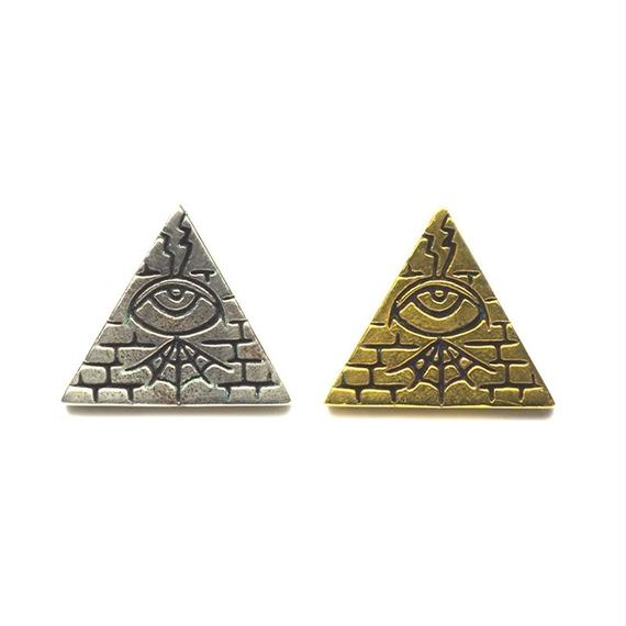 "HPS-15-B,WB ""All Seeing Eye"" Pins"