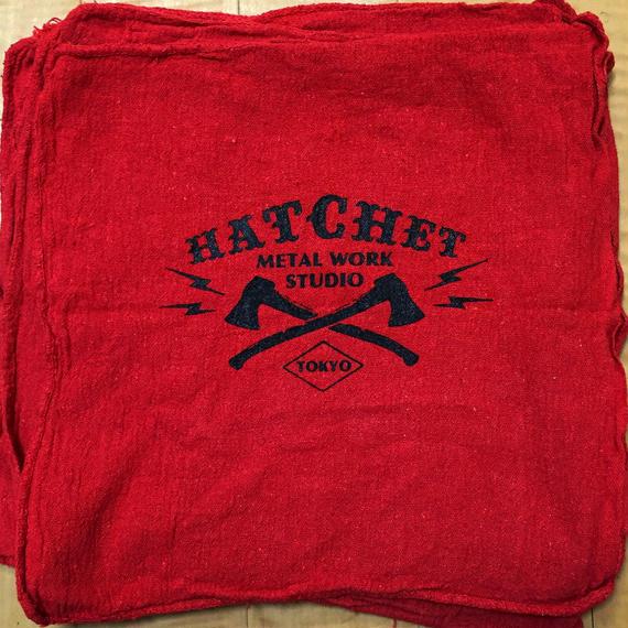 """""""HATCHET"""" SHOP RAG"""