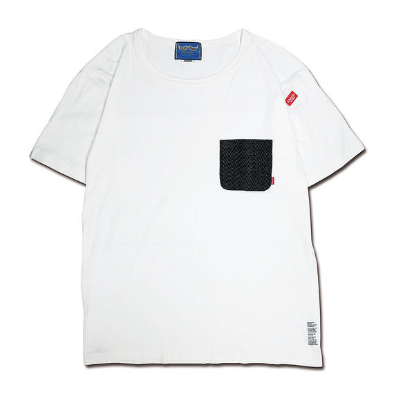 KASURI POCKET W-BINDER T-shirts