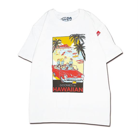 GOONIES in WAIKIKI T-shirts