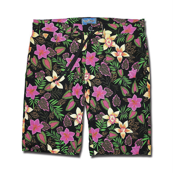 CHUNK ALOHA SWIM SHORT PANTS