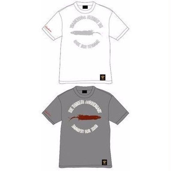 HW   羽根Tシャツ/XSサイズのみ(HW-09T-WING)